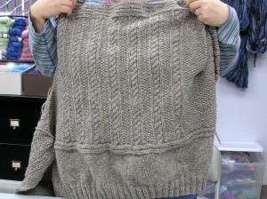 Ellen's Sweater