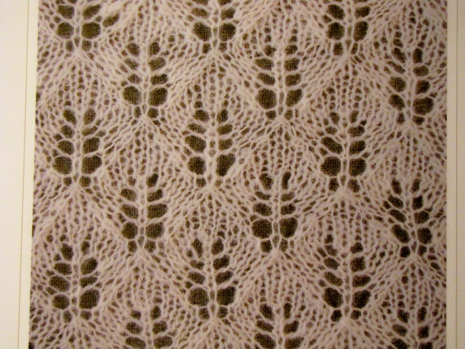 Enchanting Estonian Lace Knitting Patterns Free Adornment - Blanket ...