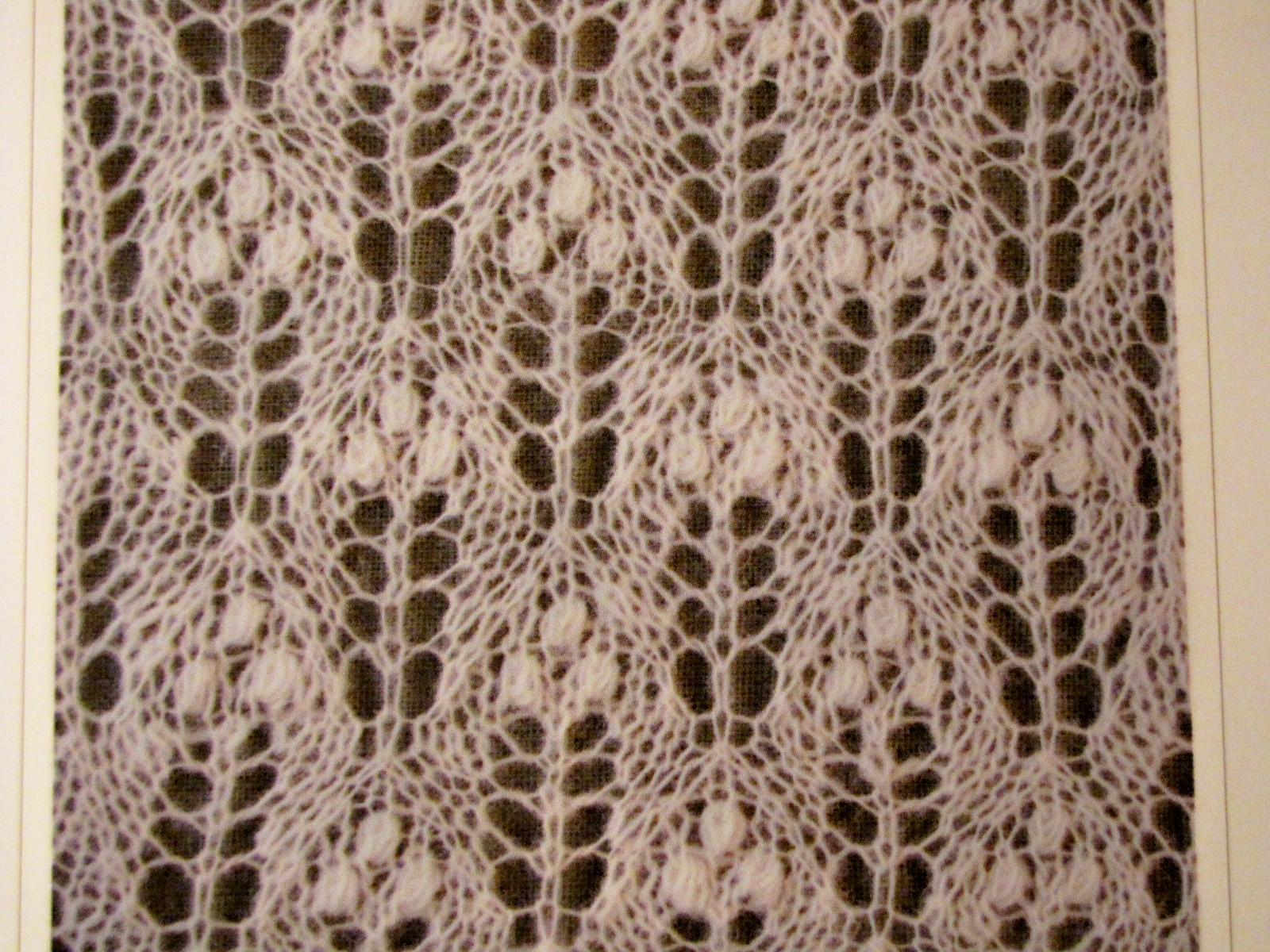 Estonian Lace Knitting - Session One   Craftini: My Daily ...